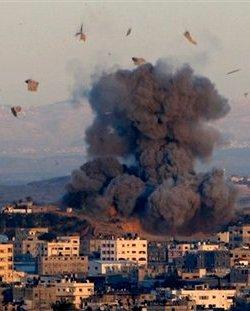 Ataque israelense à Gaza