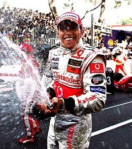 Hamilton assume a liderança do campeonato ao vencer em Mônaco